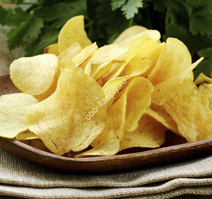 Сухари и чипсы